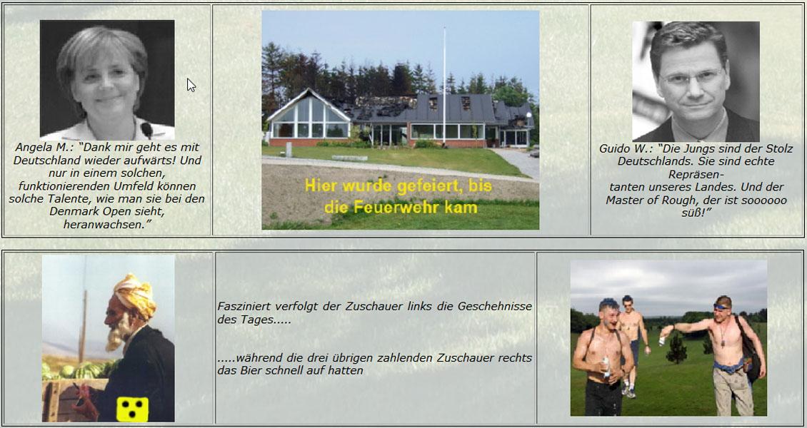 Impressionen DK Open 2007