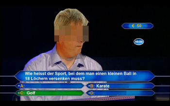 WWM 50 Euro Frage