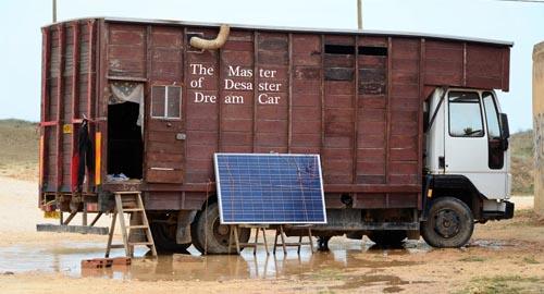 MoD Vehicle