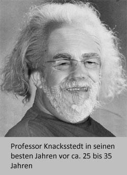 Professor Knackstedt