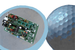 Taitless GPS Ball